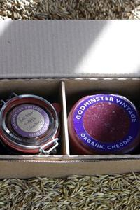 Chutney & Cheese Box